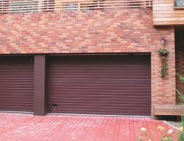 Sekční vrata garážová Prostějov